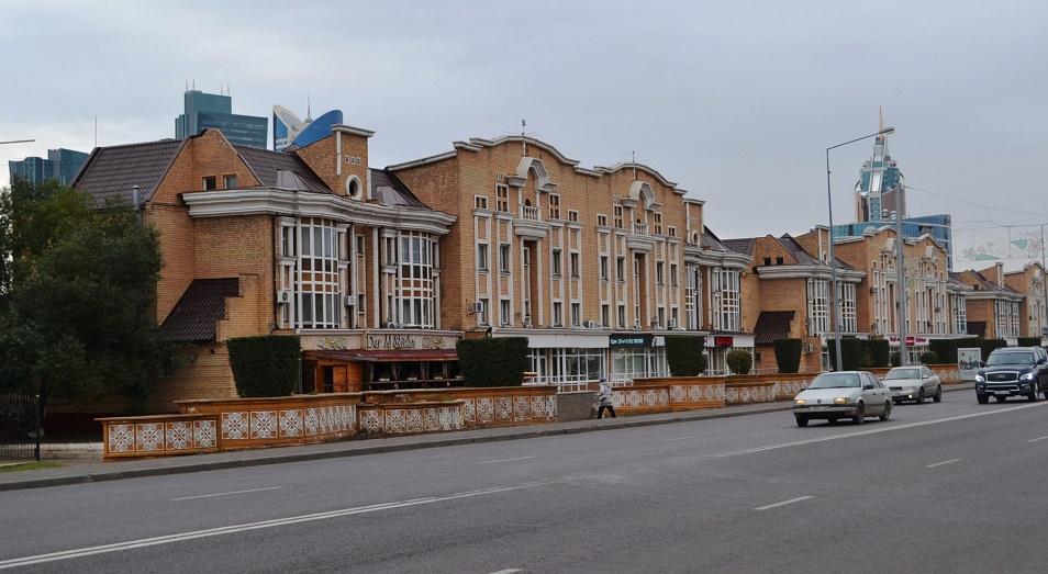 Пешие и велодорожки появятся вдоль Кабанбай батыра в Астане