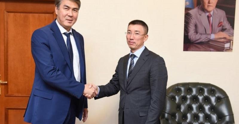 Асет Исекешев представил нового заместителя акима Астаны