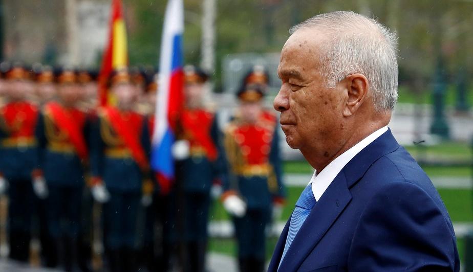 Существующая система власти в Узбекистане – продукт Каримова