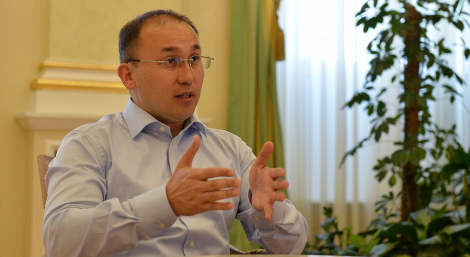 Даурен Абаев: Временная регистрация в онлайн-режиме готова на 80%