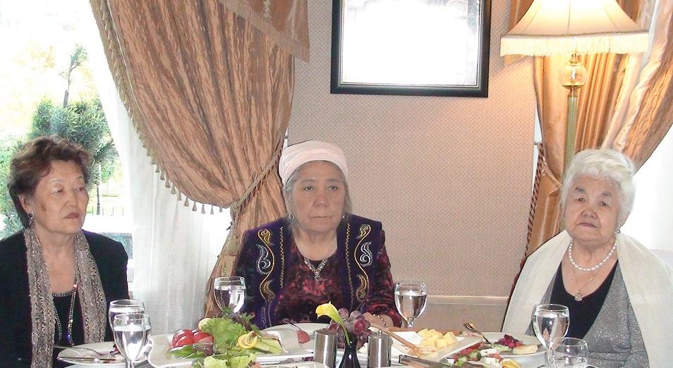 В Rixos President Astana отметили день пожилого человека