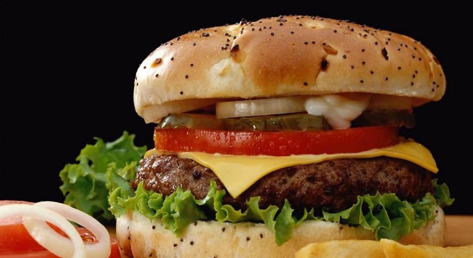 Бургер «made in KZ»