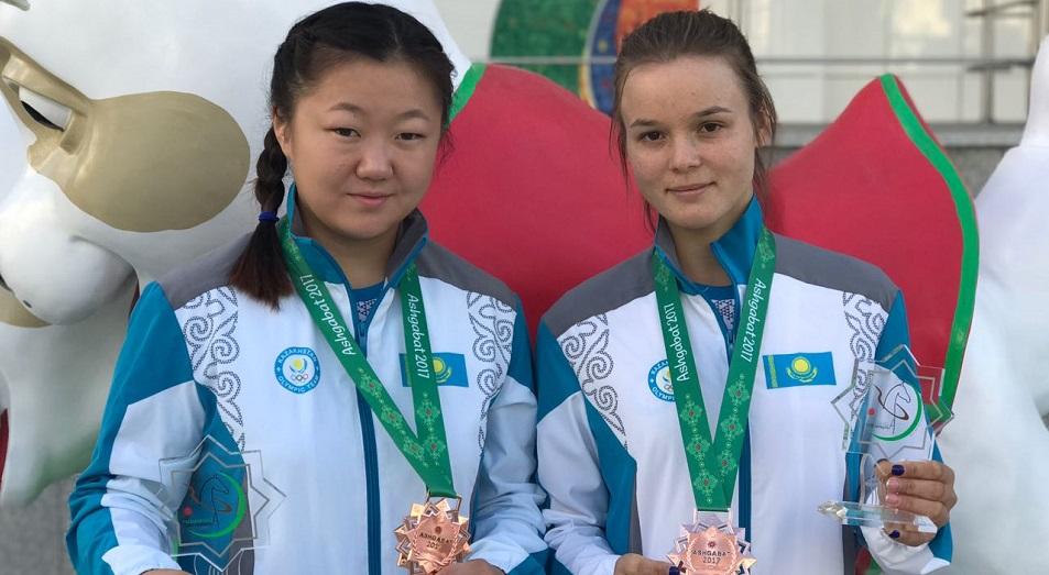 V Азиатские игры: девушка-джитсер из Казахстана берет реванш