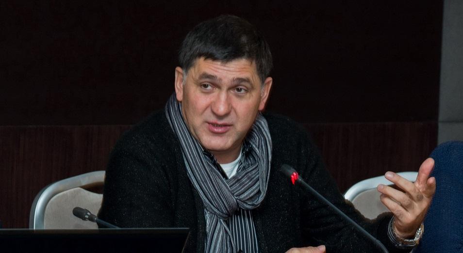 Сергей Пускепалис: «Я снимаюсь не для всех, а для друзей»