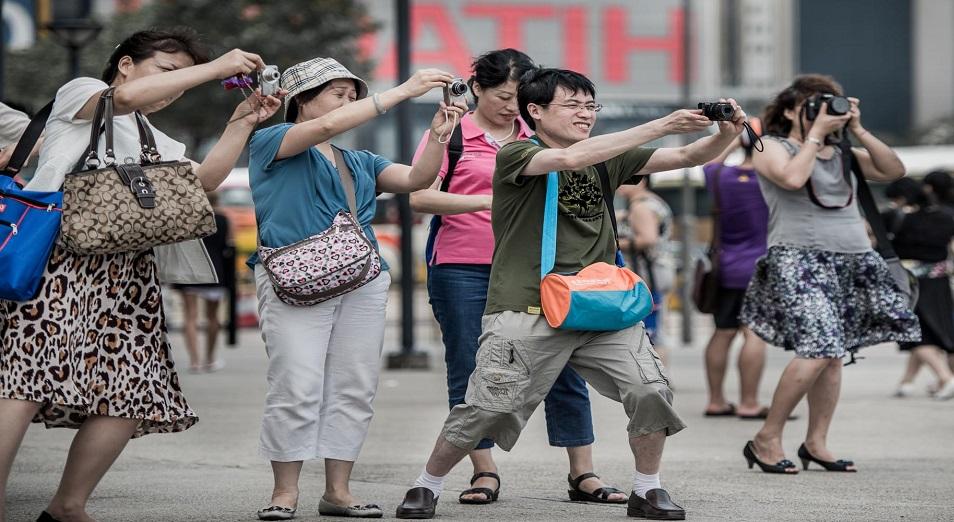 Китайский турист как тренд времени
