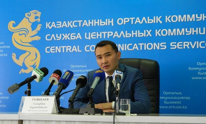 Сапарбек Туякбаев: «Дефицита льготного дизтоплива для аграриев в ЮКО нет, а нельготного - не должно быть!»