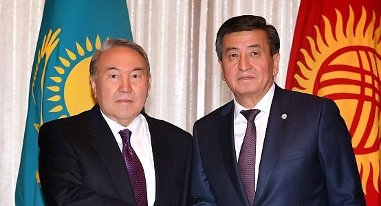 Елбасы төрағалықты Қырғызстанға тапсырды