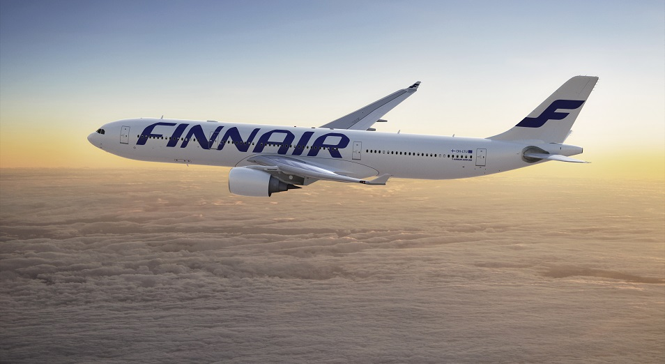 Finnair полетит в Алматы
