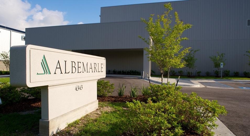 Инвестидеи с abctv.kz. Albemarle - основной поставщик сырья для аккумуляторов