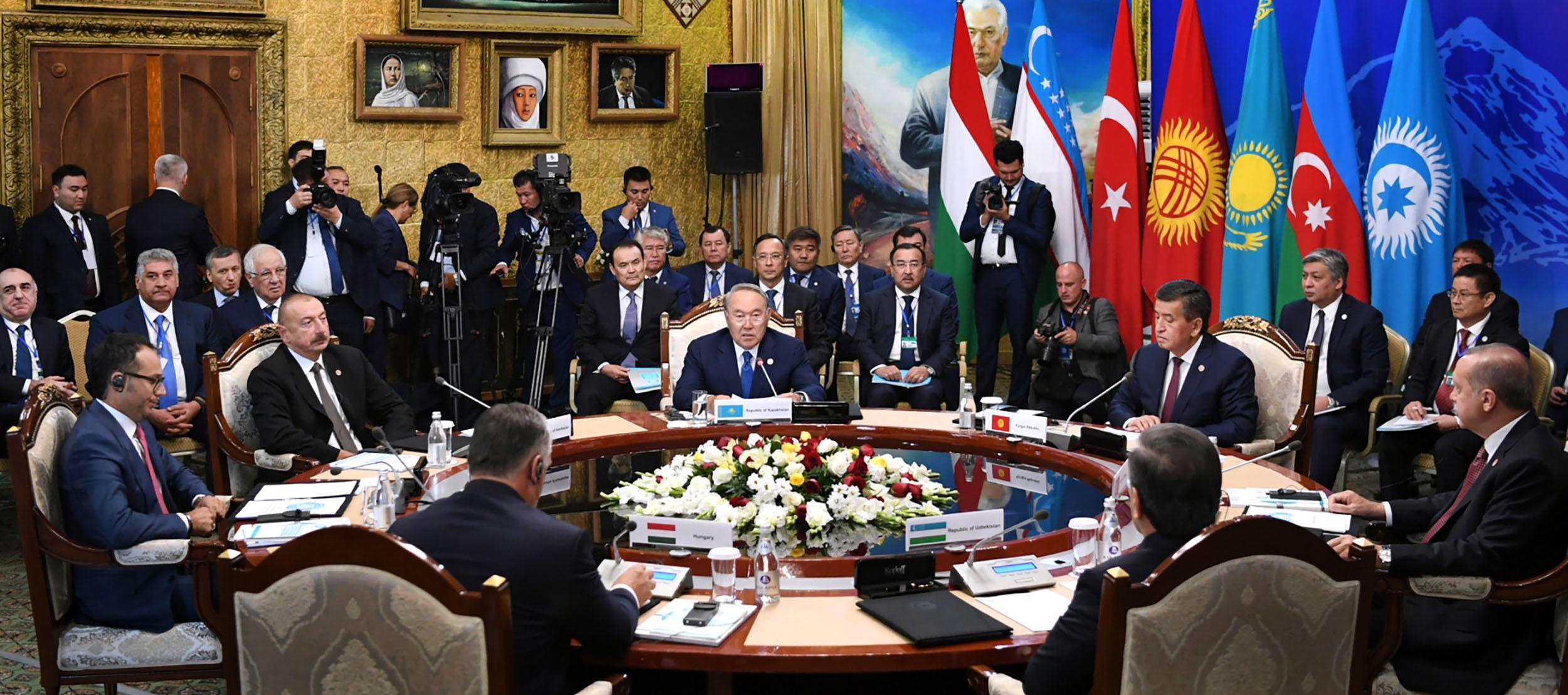 Елбасы Түркі кеңесінің VI саммитінде АХҚО мүмкіндігін бірлесе пайдалануға шақырды