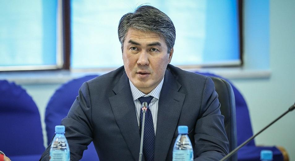 Асет Исекешев пригласил горожан к проектированию Астаны-2025