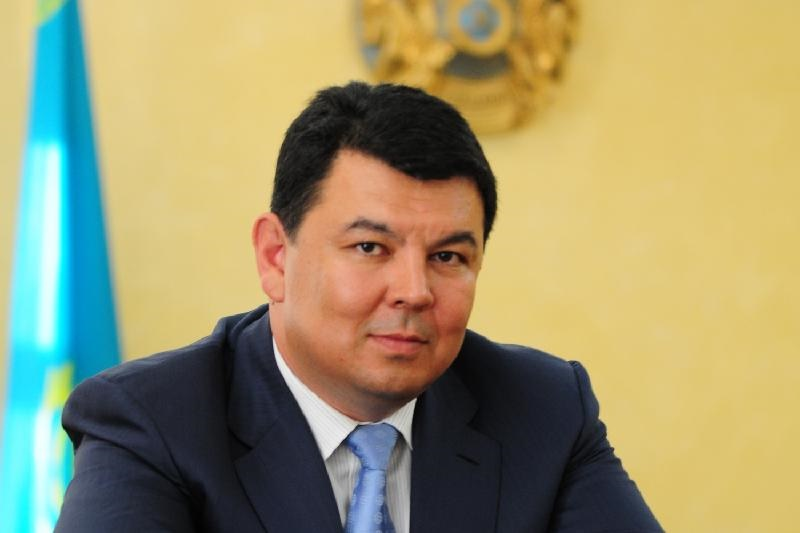 Канат Бозумбаев избран президентом международной федерации қазақ күресі
