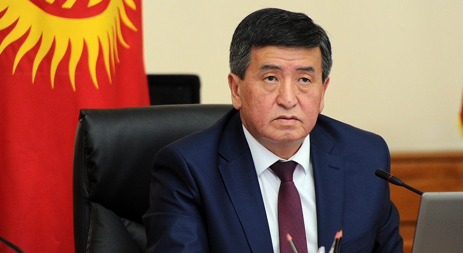 Атамбаев оставляет Жээнбекову в наследство Казахстан