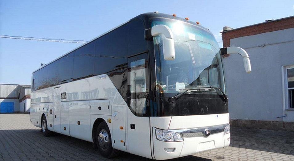 Китай заезжает в Казахстан на гибридных автобусах