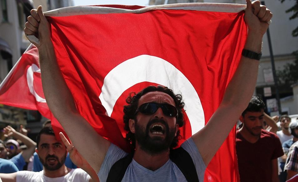 Кровавая турецкая баня