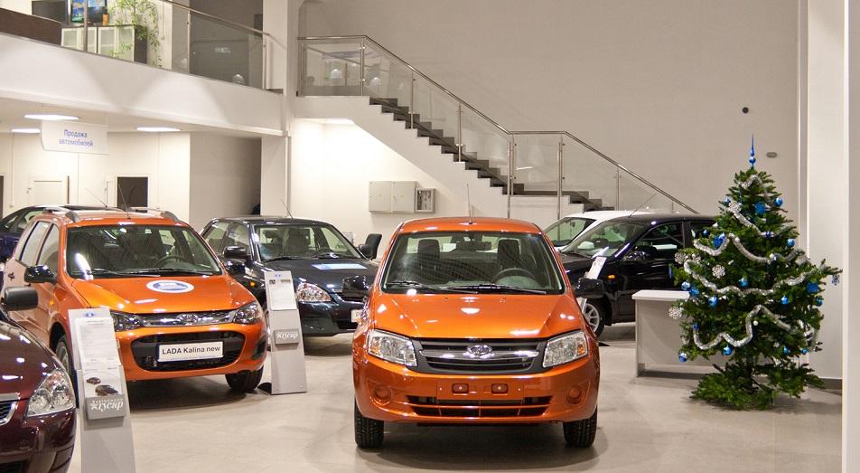 Рост цен на автомобили Lada составит около 6%