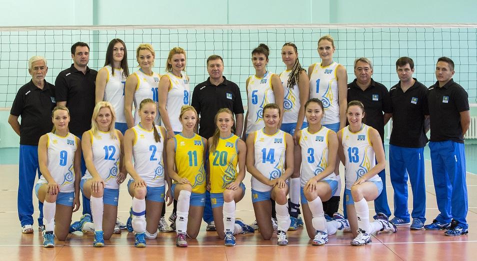 Казахстан отобрался на четвертый волейбольный ЧМ подряд