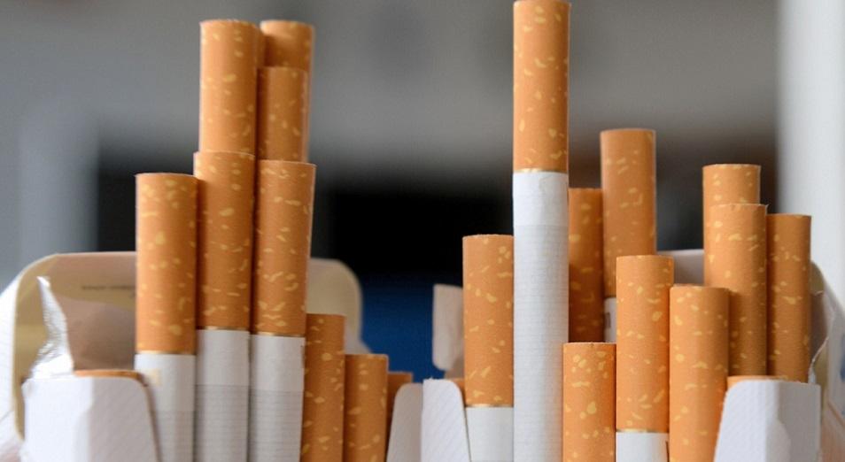 Семь миллионов нелегальных пачек сигарет насчитали в Казахстане