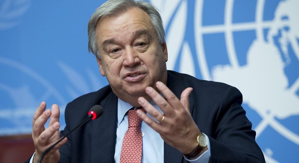 Генсек ООН назвал ЦА богатым регионом, не использующим свои возможности