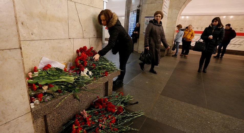 Казахстанец Максим Арышев погиб в результате теракта в Санкт-Петербурге