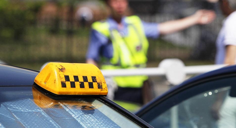 Столичных таксистов-нелегалов выявят