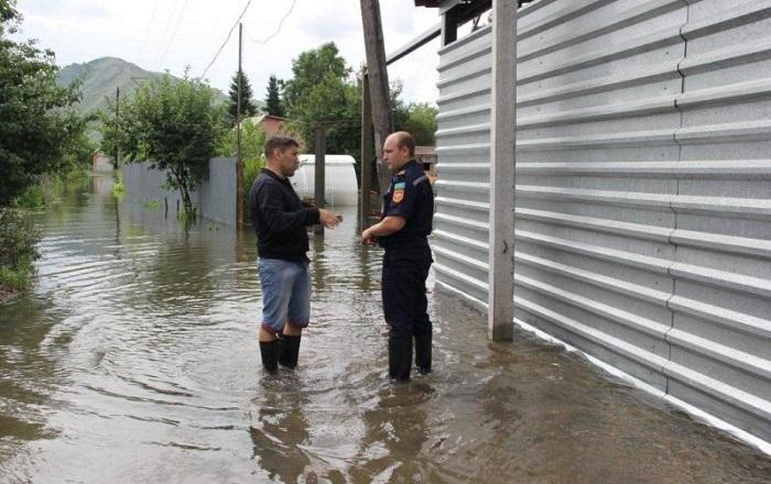 Потопы республиканского и местного разлива