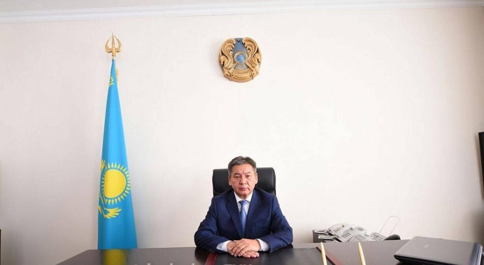 Назначен новый аким Байдибекского района ЮКО