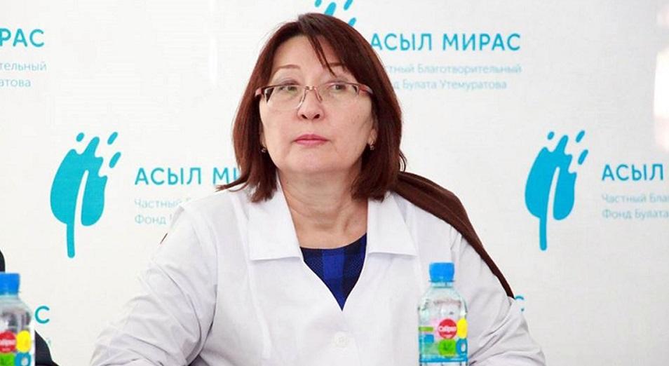Лязат Актаева: «Нам важно участие медбизнеса в ОСМС»