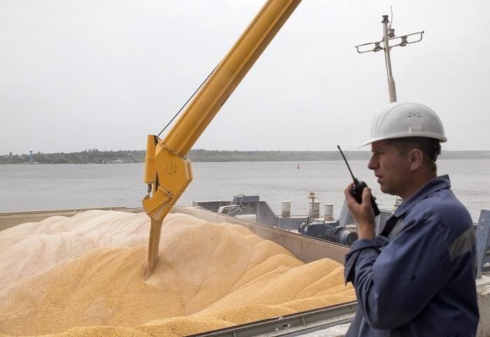 Экспорт казахстанского зерна в 2015-2016 маркетинговом году превысил 8,3 млн тонн