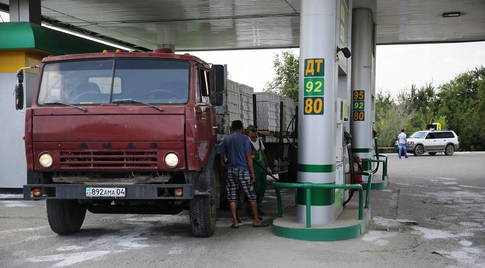 Дешевое казахское дизтопливо утекает на соседние рынки