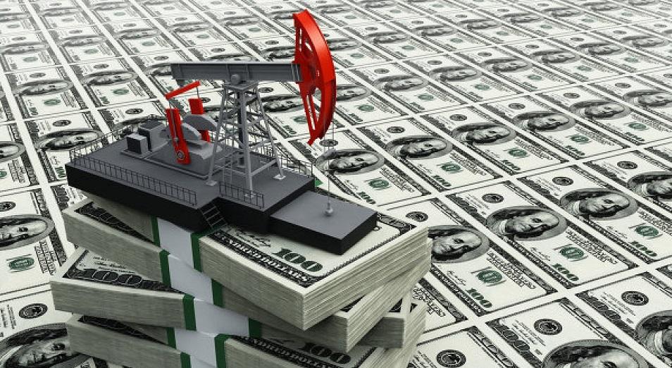 Нефть и тенге - неразлучная пара