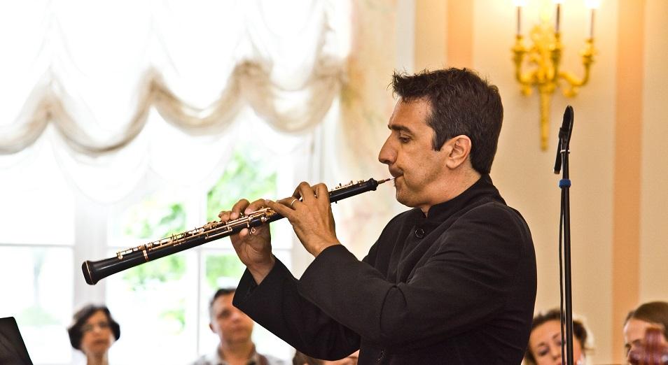 Джанфранко Бортолато: «Хочу сыграть концерт Штрауса в Астане»