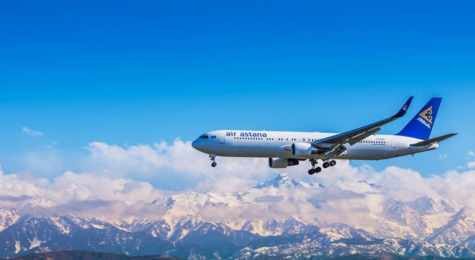 Половина «Air Astana» улетит на IPO
