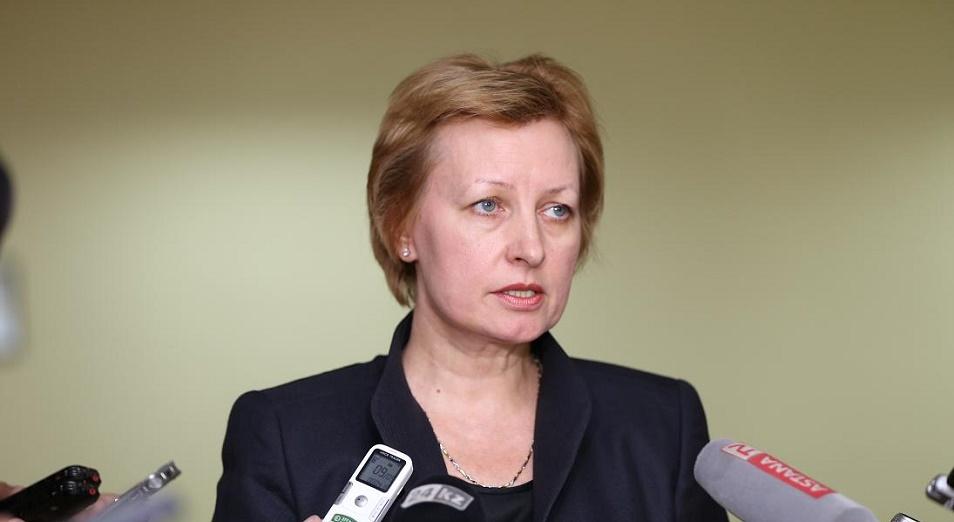 Елена Бахмутова избрана председателем правления НАО «Фонд социального медицинского страхования»