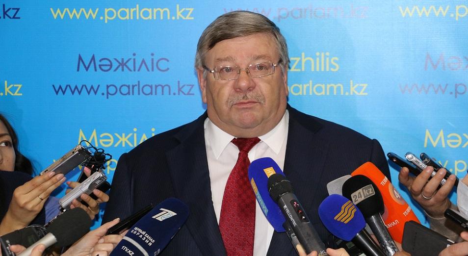 Заместитель генпрокурора РК Меркель назначен членом Конституционного совета