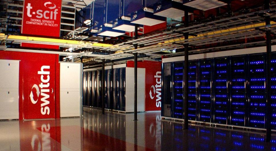 IPO Switch: самый крупный дата-центр в мире