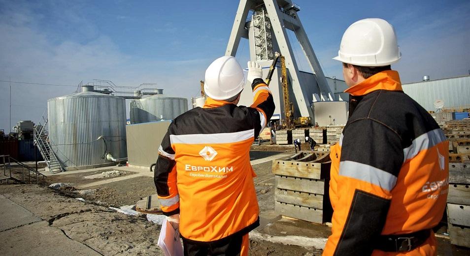 «ЕвроХим» покроет половину спроса на минеральные удобрения в Казахстане