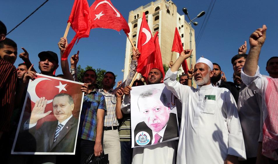 Турция: хроника «регионального землетрясения»