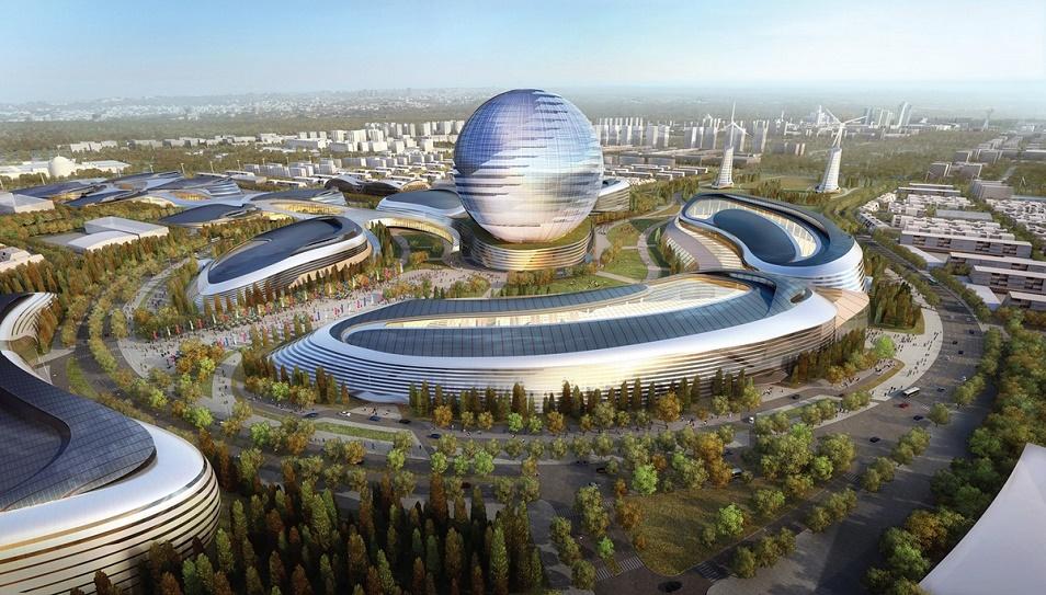 ЭКСПО ожидает инновационное наводнение из КНР