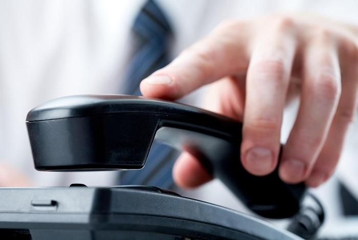 Работа – по телефонному праву