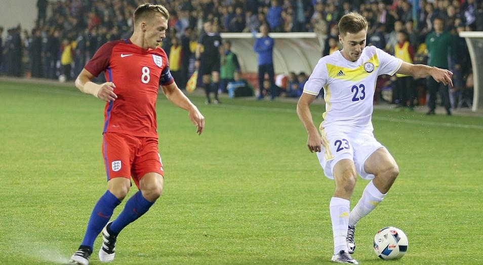 Казахстан проиграл Черногории в воздухе