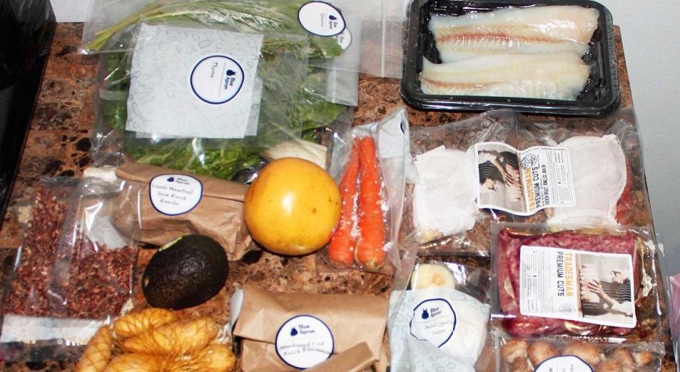 Инвестидеи с abctv.kz. IPO Blue Apron: инновации на рынке питания