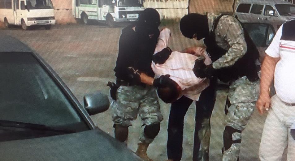 Задержаны члены группировки финансировавшей криминалитет