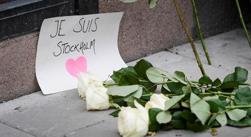 Выходца из Узбекистана подозревают в наезде на толпу в Стокгольме