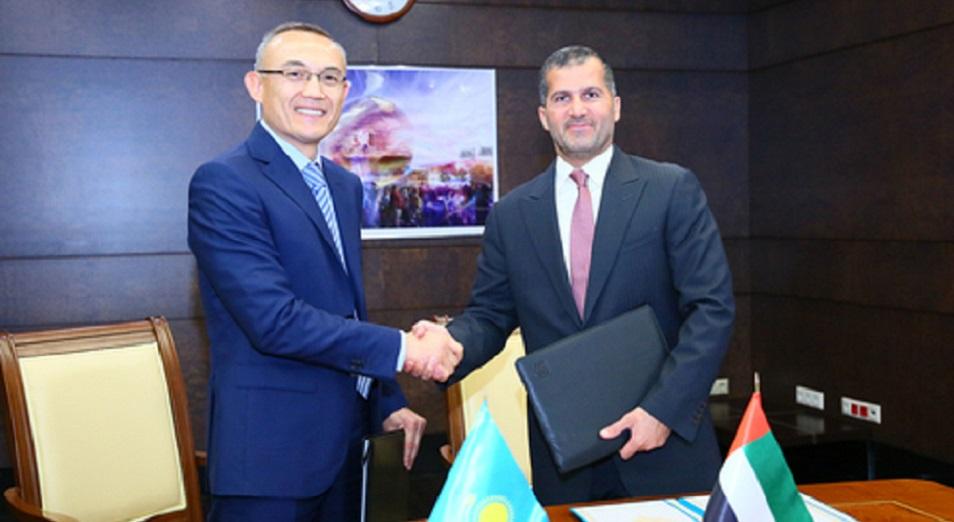 «Казатомпром» намерен поставлять топливо для АЭС в ОАЭ