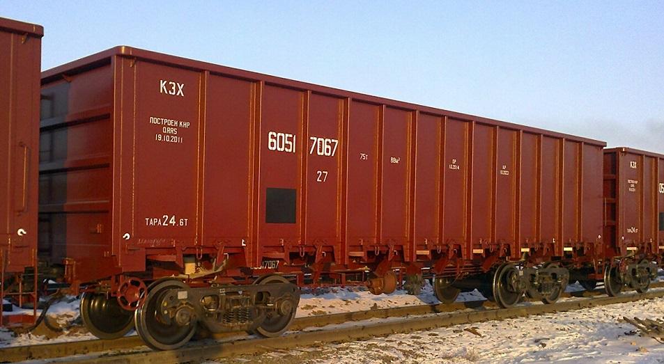 Производство грузовых вагонов возрастет в 15 раз