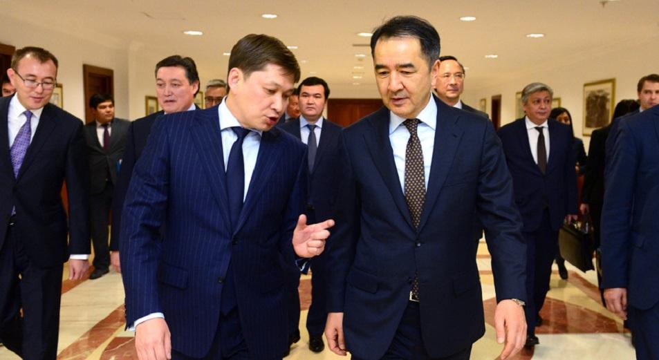 Путь кыргызским товарам укажет дорожная карта