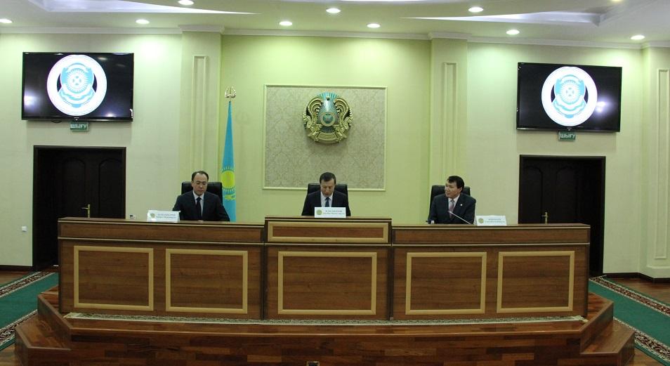Алик Шпекбаев назначен председателем АДГСПК РК