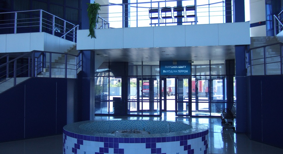 «Альфа банк» продает автовокзал Караганды