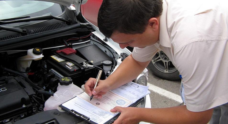Перерегистрация автомашины может занимать не более 20 минут